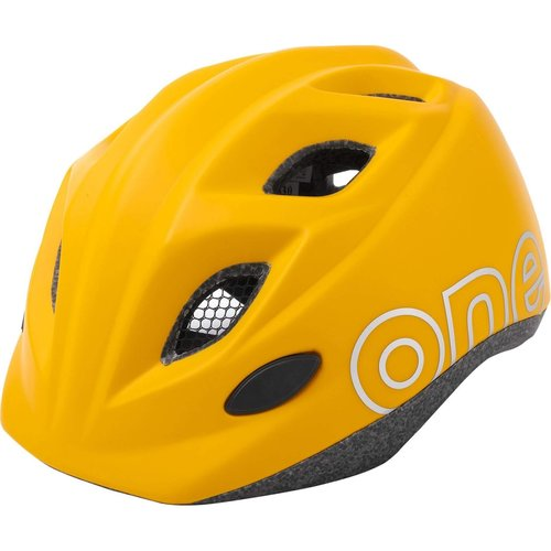 Bobike Babyhelm / Kinderhelm One Plus XS Mighty Mustard