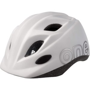 Bobike Babyhelm / Kinderhelm One Plus XS Snow White