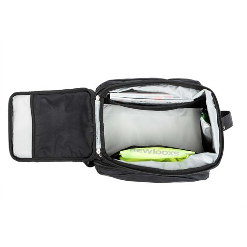 New Looxs Bagagedragertas Sports Trunkbag MIK Zwart