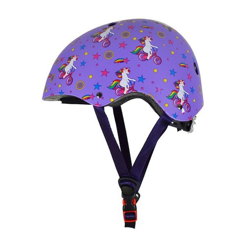Kiddimoto Kinderhelm Mate Unicorn Small