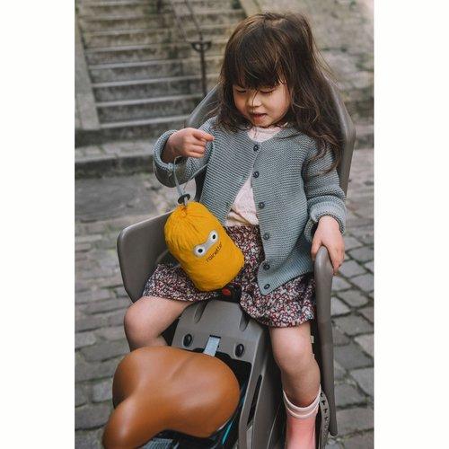 Rainette Rainette regenjas voor kinderzitje