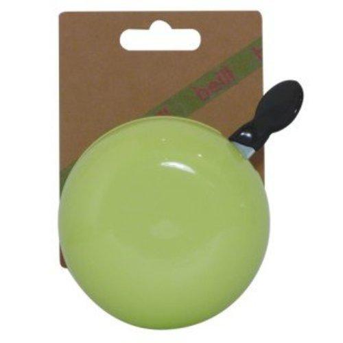 Belll Fietsbel Ding Dong 80 mm licht groen