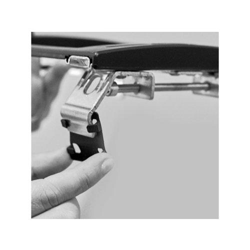 Bobike Rubber beschermingsset tbv montage achterstoeltje