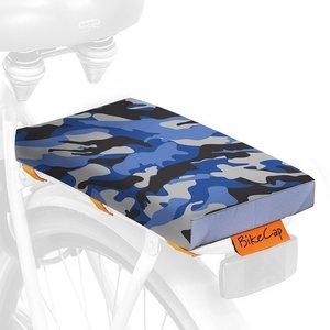 BikeCap Fietskussen Camouflage