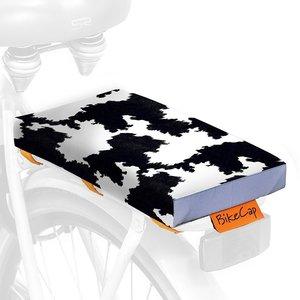 BikeCap Fietskussen Cow