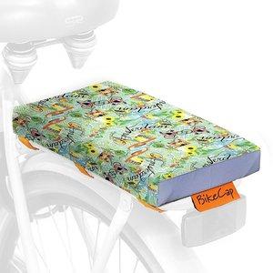 BikeCap Fietskussen Get Lost Amsterdam