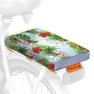 BikeCap Fietskussen Tropical Flower