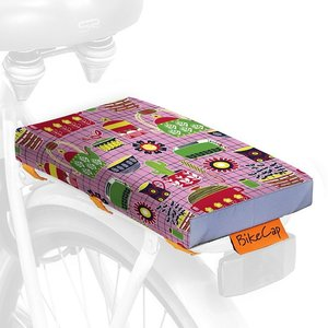 BikeCap Fietskussen What's Cooking