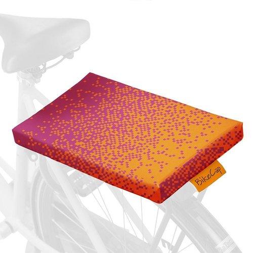 BikeCap Fietskussen Pixels