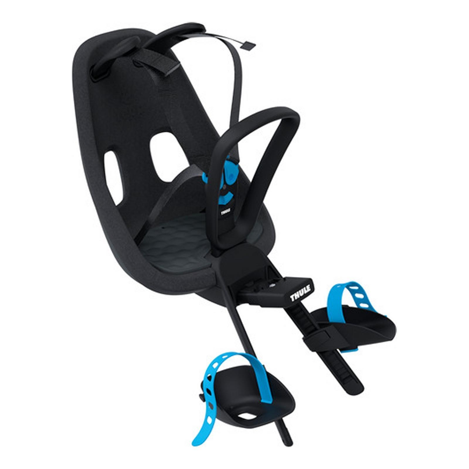 Nexxt Mini Voorstoeltje Obsidian Zwart/Blauw