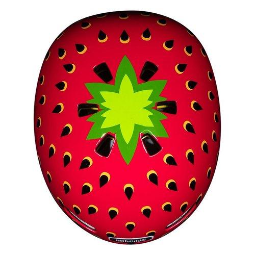 Nutcase Little Nutty Kinderhelm / Fietshelm Very Berry  Gloss  MIPS XS