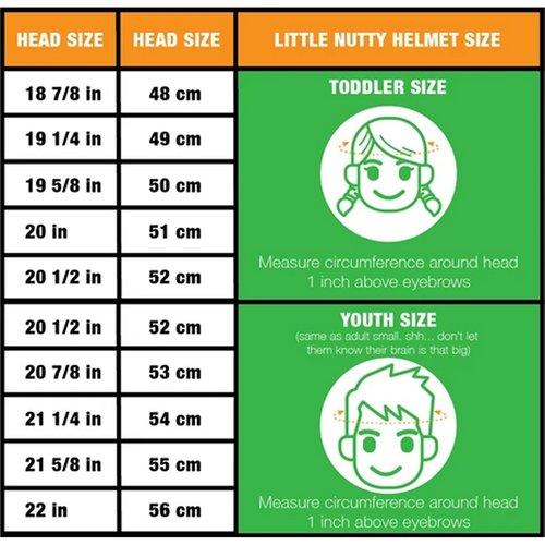 Nutcase Little Nutty Kinderhelm / Fietshelm Watermelon  Gloss  MIPS XS