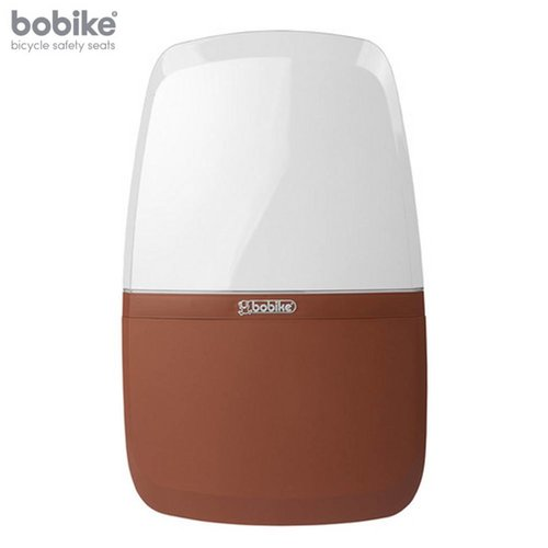 Bobike Mini Exclusive City Cinnamon Brown windscherm