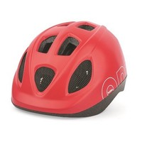 Kinderhelm One S Strawberry Red