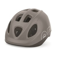 Kinderhelm One S Urban Grey