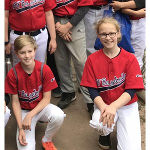 Baseball ABF Baseball Kid Pitch (Aspiranten): Ages 13 - 15