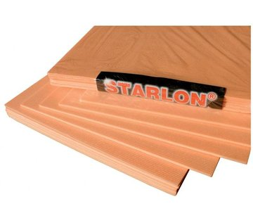 Isolatie XPS plaat ISO74 (hout,parket, tapijt) Isofoam