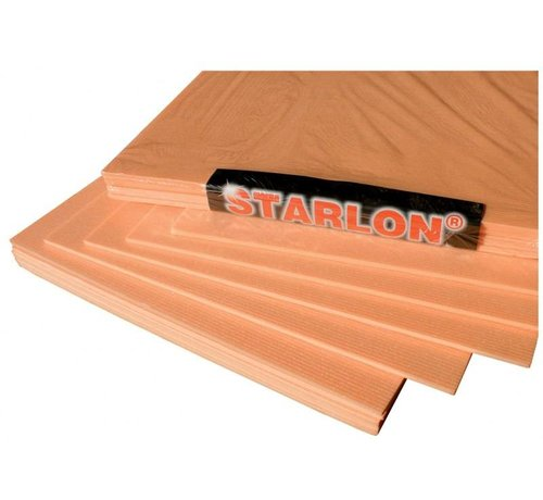Isolatie XPS plaat ISO74 (hout,parket, tapijt) 5m² per pak