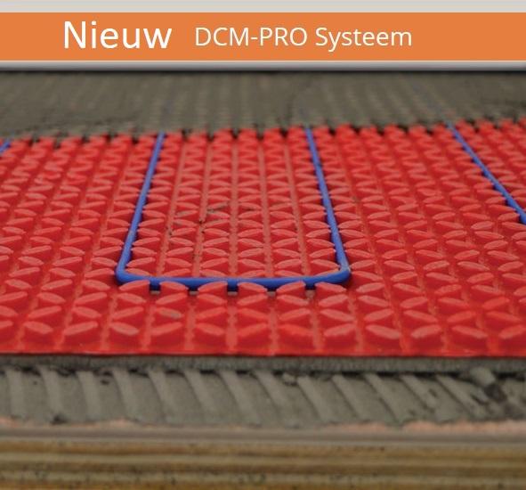 DCM-PRO vloerverwarming systeem