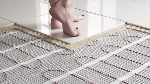 Vloerverwarming Badkamer Elektrisch : Informatie en handleidingen van elektrische vloerverwarming