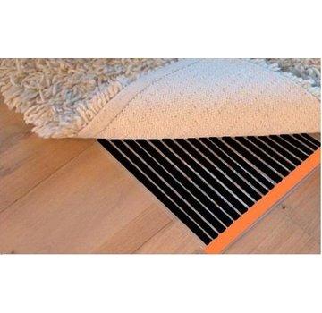 Schloss karpetverwarming onder vloerkleed - Afmetingen