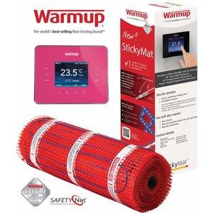 Warmup 150 Watt Vloerverwarmingsmatten set
