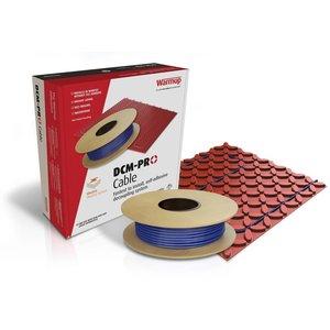 Warmup vloerverwarming kabel + DCM-PRO