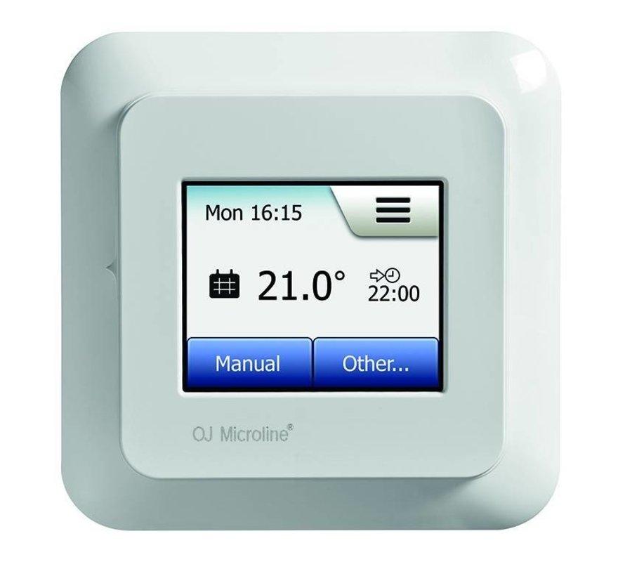 100 Watt elektrische vloerverwarming mat set inclusief OCD5 meertalige past in Gira, Merten, Busch Jager