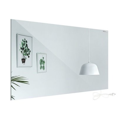 Spiegel infrarood voor in de badkamer