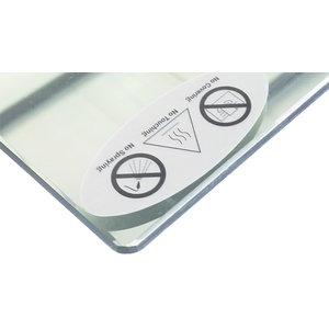 Spiegel met led verlichting infrarood verwarming - 580Watt - 700Watt