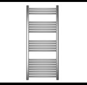 Wit en Chrome AF-CN elektrische handdoek radiator - Quality Heating