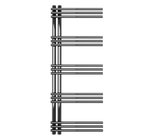 Chrome handdoek radiator  AF-UC- Recht