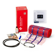 150 Watt mat set inclusief inclusief Z-Wave domotica geavanceerde Wifi thermostaat