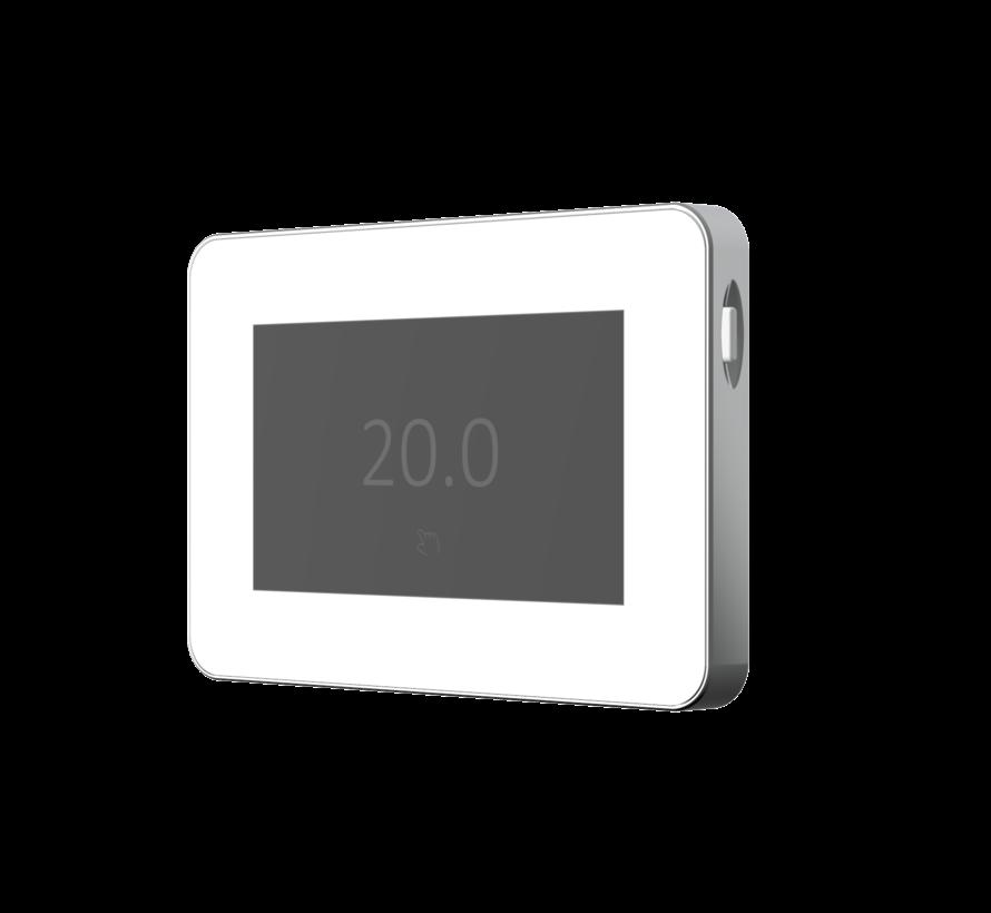 200 Watt elektrische vloerverwarming mat set inclusief Wifi design thermostaat V1