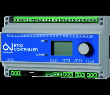 Opritverwarming ETO-2 Regelaar