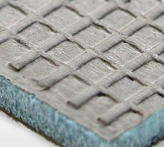 Bekend Isolatie onder elektrische vloerverwarming Quality Heating FL01