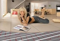 Gezondheid en vloerverwarming
