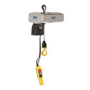 SWF Elektrische kettingtakels 250kg.