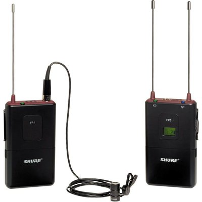 Draadloze microfoon voor camera