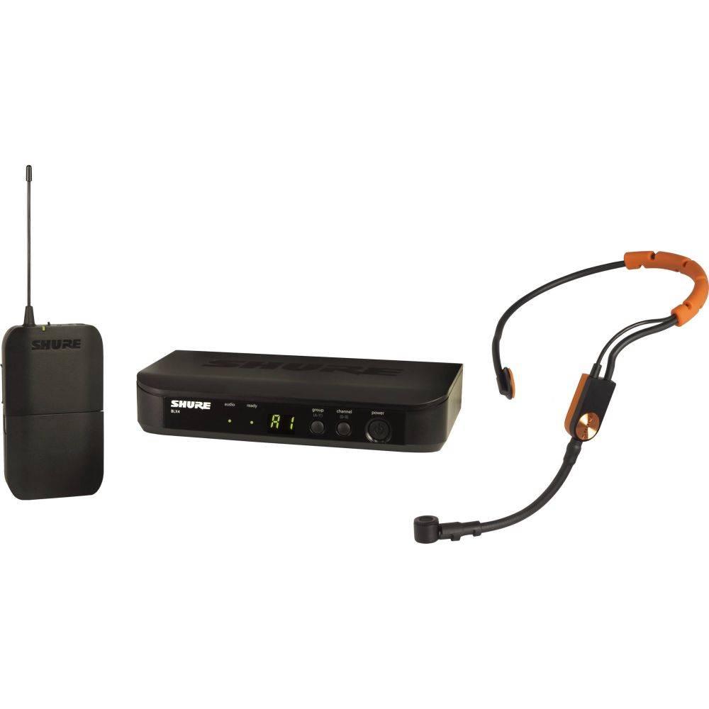 Shure BLX14-SM31 draadloze headset microfoon