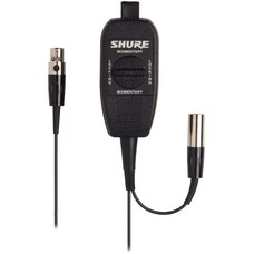 Shure WA360 In-line mute switch voor bodypacks