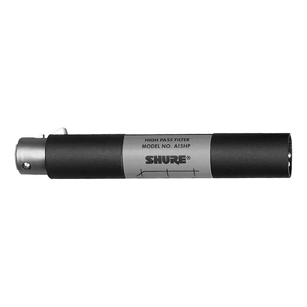 Shure A15HP In-line high pass filter