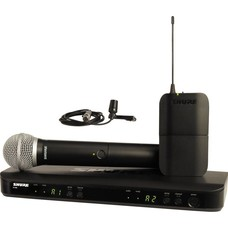 Shure BLX1288-CVL Draadloze microfoonset