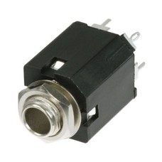 Rean NYS234 PCB stereo jack chassisdeel