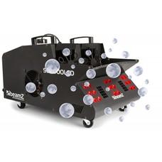 Beamz SB2000LED rook- en bellenblaasmachine met LEDs