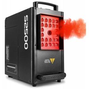 Beamz S2500 Verticale rookmachine met LEDs