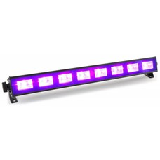 Beamz BUV93 8x3W UV LED-bar