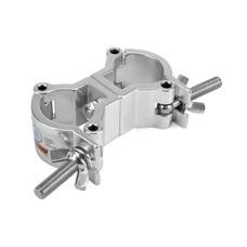 Riggatec Swivel Coupler Smal zilver 32-35mm