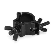 Riggatec Halfcoupler Small zwart 20mm