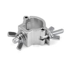 Riggatec Halfcoupler Small zilver 20mm